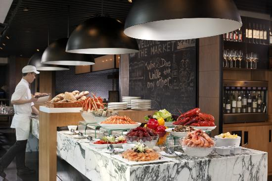 Hotel ICON: The Market - Cafe