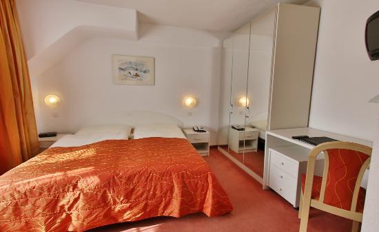 Chalet-Hotel Larix: Unsere Zimmer