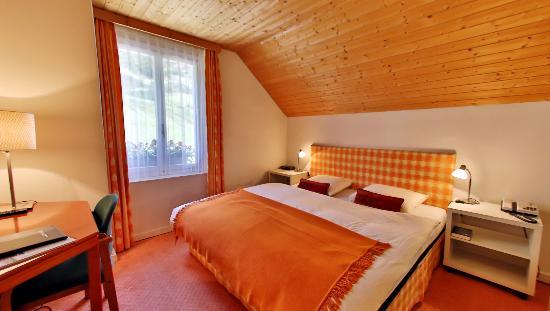 Chalet-Hotel Larix: Einfach gemütlich