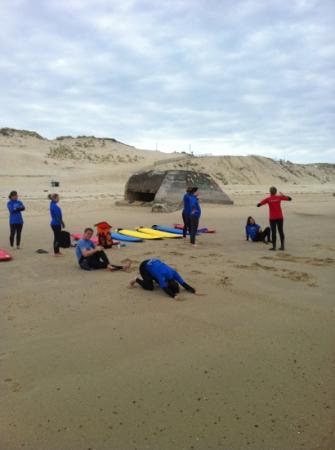 Feral Surf Tours : warm up