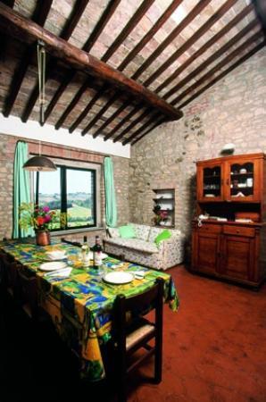 Tenuta di Monaciano: La nostra camera
