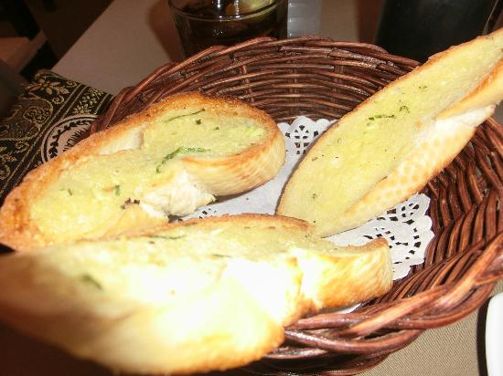 Two Chefs Kata Beach: Garlic Bread