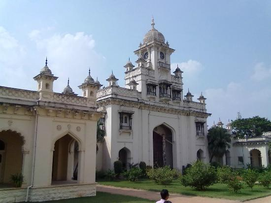 Chowmahalla Palace: Clock Tower
