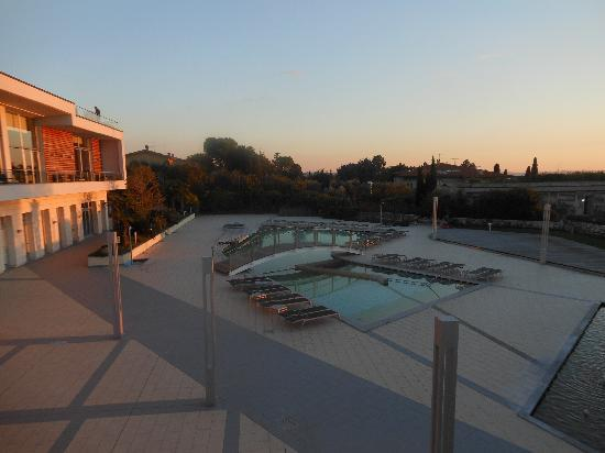 Parc Hotel Germano Suites & Apartments : l al tramonto