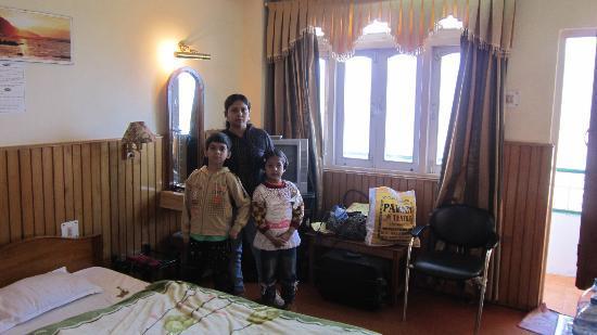 Hotel Simvo : ROOM NO 601