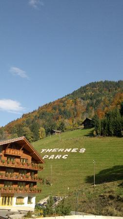 Thermes Parc - Les Bains du Val d'Illiez