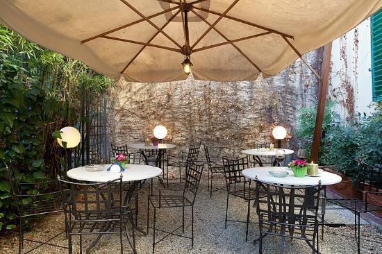Hotel Caravaggio: Secret Garden