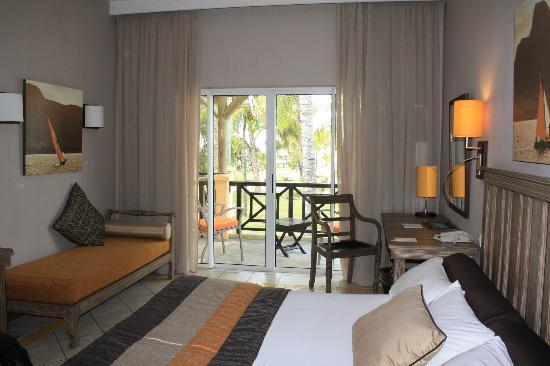 Preskil Beach Resort: chambre lagon