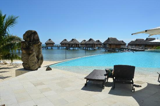 Manava Beach Resort & Spa - Moorea: Pool