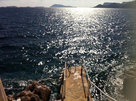 Olea Nova Hotel: sun deck