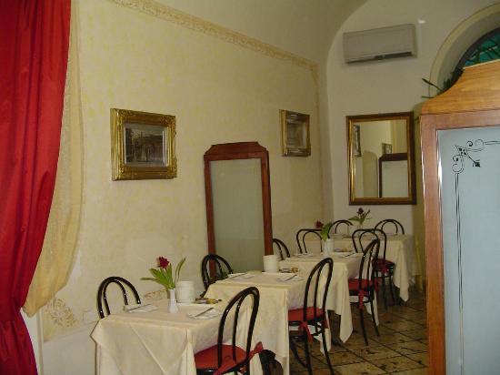 Hotel Minerva: Nice dining room
