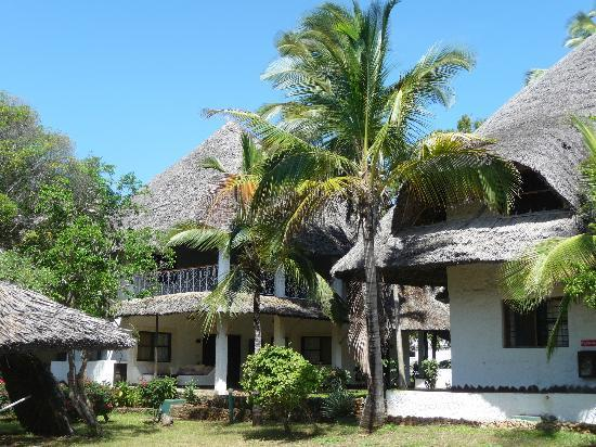 Temple Point Resort: Bungalos