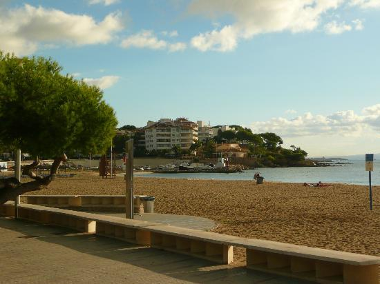 Globales Palmanova: Beach