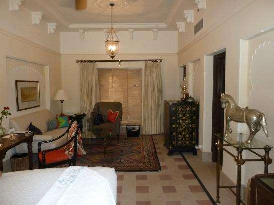 The Oberoi Udaivilas: Bedroom
