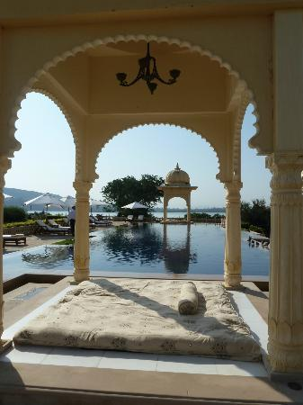 The Oberoi Udaivilas: Spa Pool