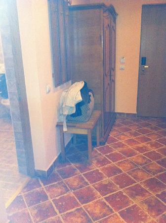 Korona Hotel: Entrance