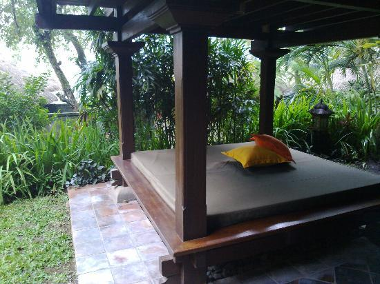 Natura Resort and Spa: gazebo