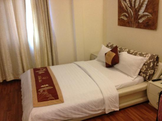 HoSen Boutique Hotel: the room i stay