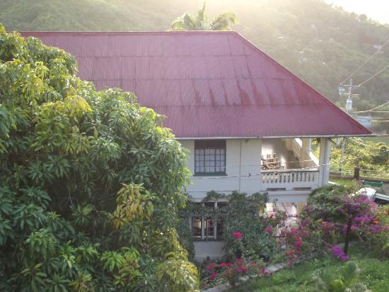Pax Guest House: View of the Guest House