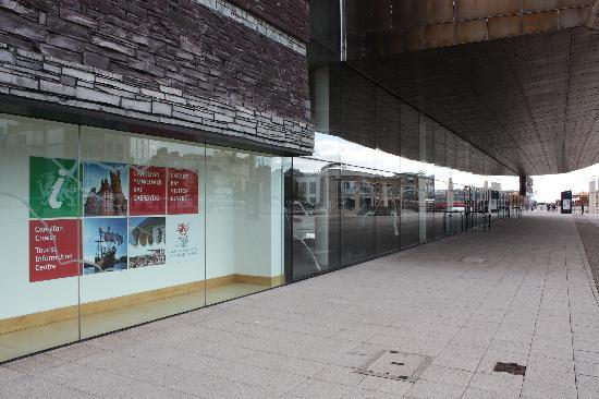 ‪Cardiff Bay Visitor Centre‬