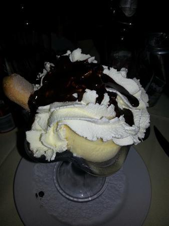 Donatello : Tiramusu/Ice Cream/Cream/Sauce