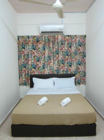 Casa Blanca Guest House: Room I stayed (Deluxe bed room !? with shared bath)