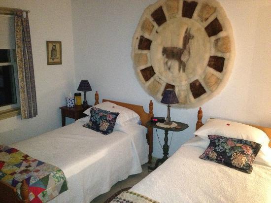 Pleasant Bay Inn and Llama Keep: Our room