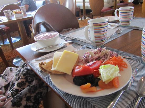 Gloria Hotel: Шведский завтрак