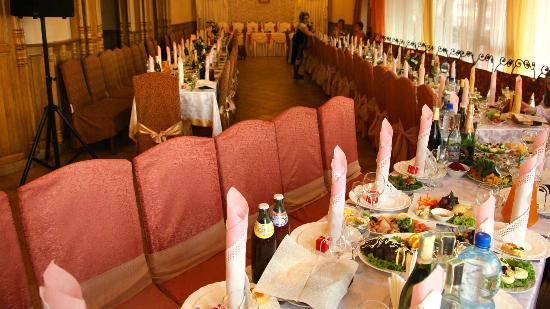 Ekran Hotel : Restaurant