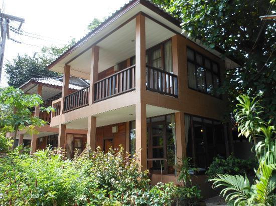 Saikaew Villa: 宿泊した部屋