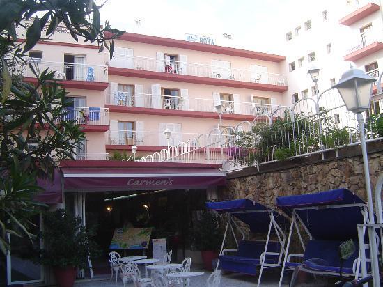 Hotel Goya: Hotel