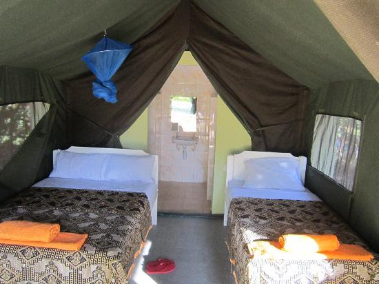 Rhino Tourist Camp: Clean rooms