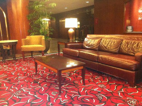 The Statler Hotel at Cornell University: Lobby
