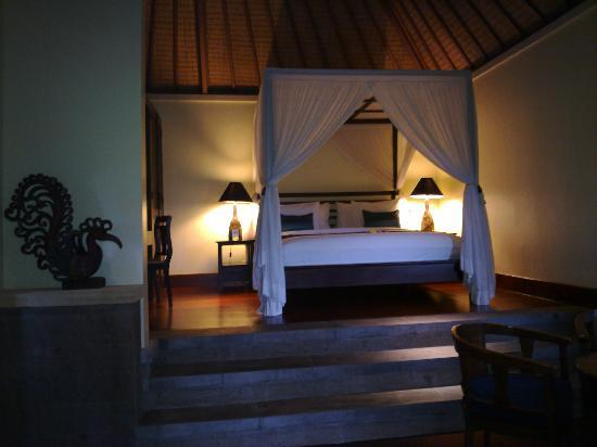 Bidadari Private Villas & Retreat: bedroom