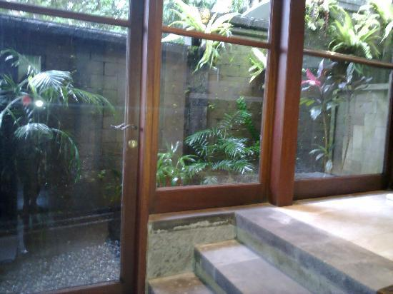 Bidadari Private Villas & Retreat - Ubud: bathroom view