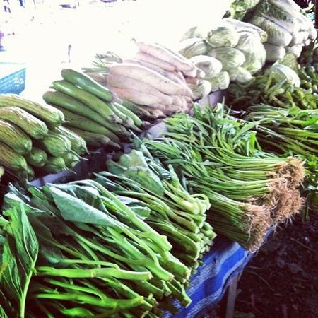 Phuket Thai Cooking Class: fresh ingredients from the market