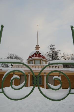 Kadriorg Children's Museum Miiamilla: Museum in winter