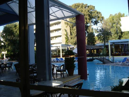Dionysos Hotel: Pools.