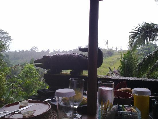 Bidadari Private Villas & Retreat - Ubud: breakfast in the villa
