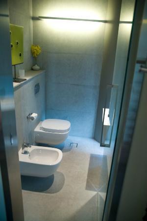Klapstar Boutique Hotel: oasis suite toilet