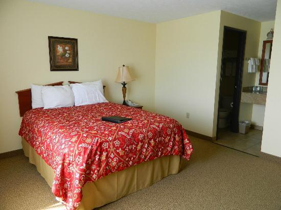 Cobblestone Hotel & Suites Fairbury, NE : Single Queen Room