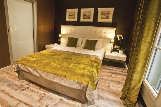 Hotel des Arceaux: Chambre Supérieure n°202