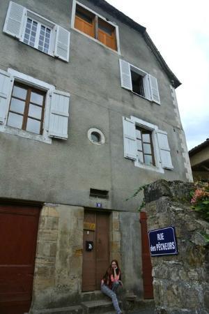 Le Petit Chat : hostel it self
