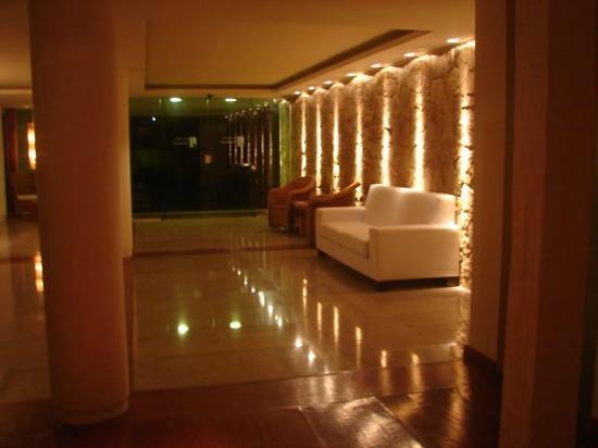 Hotel Mandragora: Recepcion