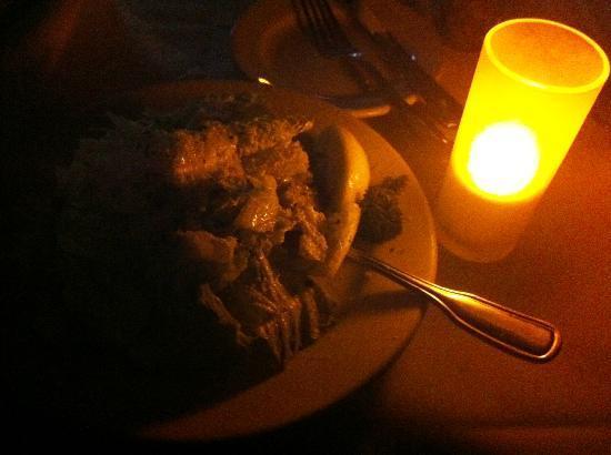 Sundance The Steakhouse: シーフードサラダ
