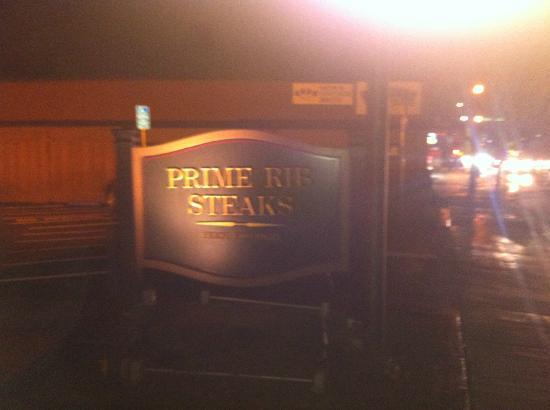 Sundance The Steakhouse : 外観