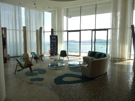 Radisson Blu Resort & Spa at Dubrovnik Sun Gardens: le lobby