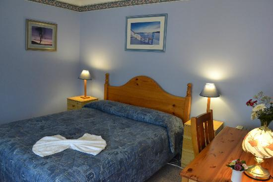Palms Bed and Breakfast: En-suite Double room