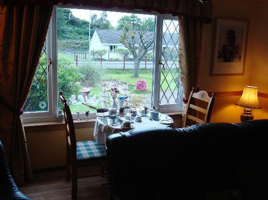 An-Struan: sala colazione 