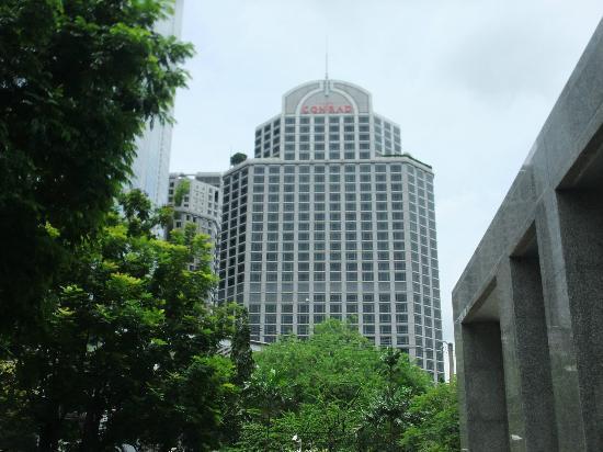 콘래드 방콕 사진